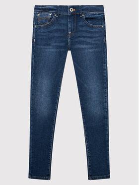 Pepe Jeans Pepe Jeans Jeans Pixlette PG200242 Dunkelblau Skinny Fit