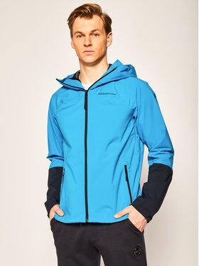 Peak Performance Peak Performance Outdoorová bunda M NightbrJ G67676001 Modrá Regular Fit