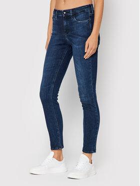 Calvin Klein Jeans Calvin Klein Jeans Jeansy J20J217060 Granatowy Skinny Fit