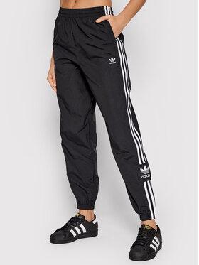 adidas adidas Pantaloni da tuta adicolor Classics Lock-Up Track H20547 Nero Regular Fit