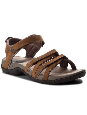Teva Teva Sandale Tirra Leather 4177 Smeđa
