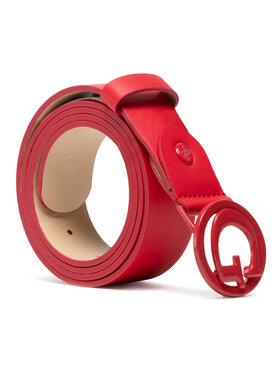 Guess Guess Дамски колан Heyden Belts BW7494 VIN35 Червен