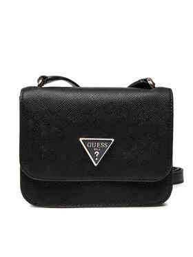 Guess Guess Дамска чанта Noelle (ZG) Mini HWZG78 79780 Черен
