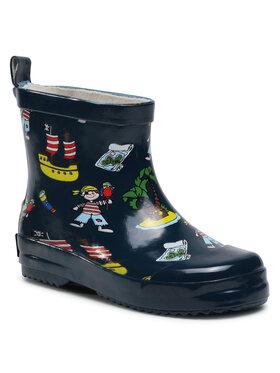 Playshoes Playshoes Gumáky 180363 S Tmavomodrá