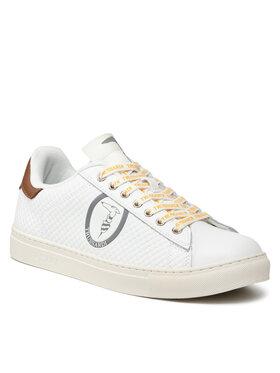 Trussardi Trussardi Sneakersy 77A00343 Biela