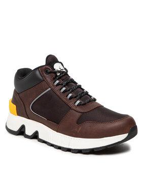 Sorel Sorel Šnurovacia obuv Mac Hill™ Mid Chukka Wp NM4256 Hnedá