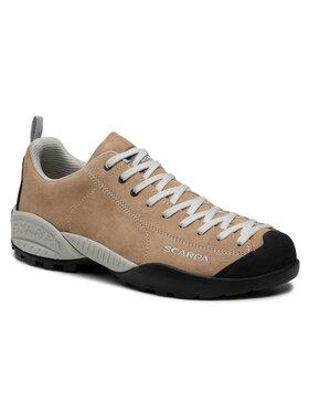 Scarpa Scarpa Trekingová obuv Mojito 32605-350 Béžová