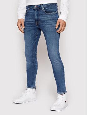 Tommy Hilfiger Tommy Hilfiger Jeans Layton MW0MW19898 Blau Extra Slim Fit