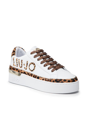 Liu Jo Liu Jo Sneakers Silvia 22 BF1083 EX117 Bianco