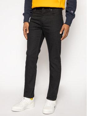 Lee Lee Jeansy Slim Fit Rider L701YC47 Czarny Slim Fit