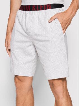 Calvin Klein Underwear Calvin Klein Underwear Pyžamové šortky 000NM1962E Sivá