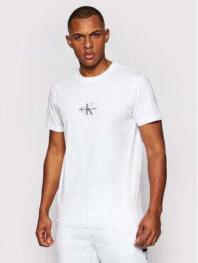 Calvin Klein Jeans Calvin Klein Jeans T-shirt J30J314267 Blanc Regular Fit