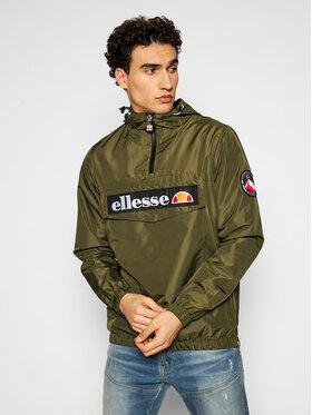 Ellesse Ellesse Anorak jakna Mont 2 SHS06040 Zelena Regular Fit
