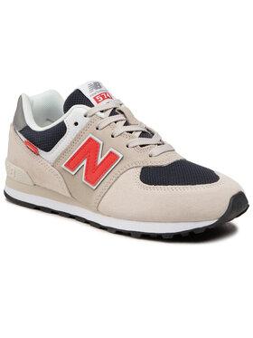 New Balance New Balance Sneakersy GC574SJ2 Beżowy