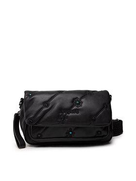 Desigual Desigual Дамска чанта 21WAXP77 Черен