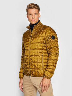 Woolrich Woolrich Pernate jakne Deepsix CFWOOU0426MRUT2686 Zelena Regular Fit