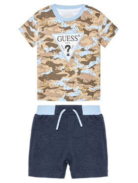 Guess Guess Sada T-shirt a šortky I1RG10 K83S0 Barevná Regular Fit