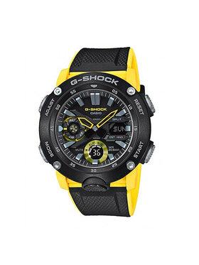 G-Shock G-Shock Ρολόι GA-2000-1A9ER Μαύρο