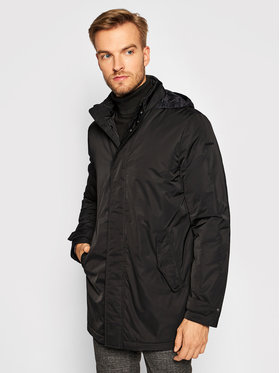 Geox Geox Zimska jakna Sestiere M0420T T2599 F9000 Crna Regular Fit