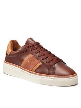Gant Gant Sneakersy Mc Julien 23631054 Hnedá