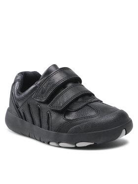 Clarks Clarks Sneakersy Rex Stride K 261626987 Czarny