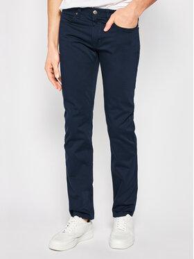 Hugo Hugo Spodnie materiałowe Hugo708 50419590 Granatowy Slim Fit