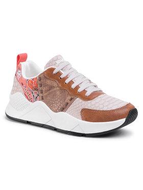 Desigual Desigual Sneakers Hydra Marron 20SSKP22 Braun