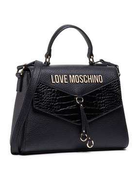 LOVE MOSCHINO LOVE MOSCHINO Geantă JC4289PP0BKP100A Negru