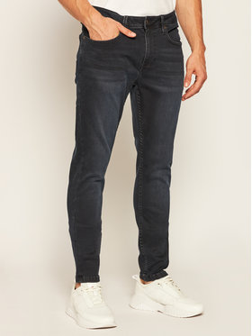 Pepe Jeans Pepe Jeans Jeansy Skinny Fit Finsbury PM200338 Granatowy Skinny Fit