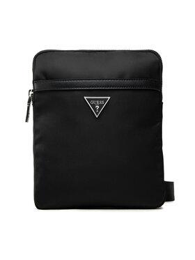 Guess Guess Мъжка чантичка HMCENY P1423 Черен