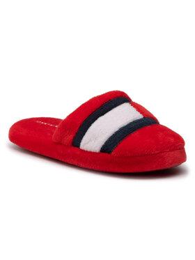 Tommy Hilfiger Tommy Hilfiger Παντόφλες Σπιτιού Slipper T3B0-30975-1064 M Κόκκινο