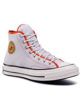 Converse Converse Sneakers Chuck 70 Hi Pale P 165927C Γκρι