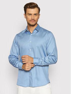 Selected Homme Selected Homme Košeľa Flex Park 16077346 Modrá Slim Fit