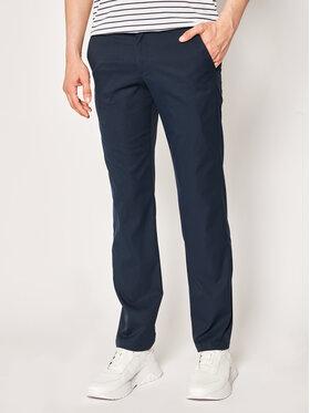 Boss Boss Spodnie materiałowe Hakan 9-2 50412897 Granatowy Slim Fit