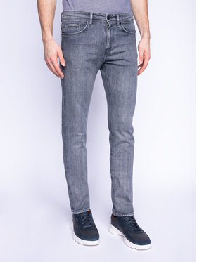 Boss Boss Slim Fit farmer Delaware3-1F 50426523 Szürke Slim Fit