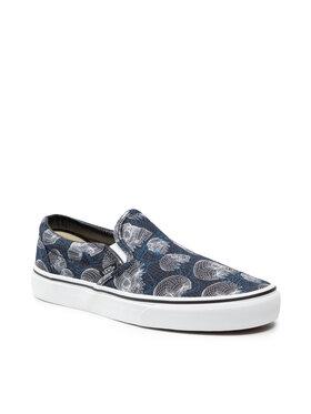 Vans Vans Sneakers aus Stoff Classic Slip-On VN0A33TB9IB1 Dunkelblau