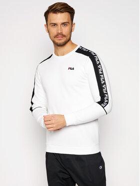 Fila Fila Sweatshirt Teom 688812 Blanc Regular Fit