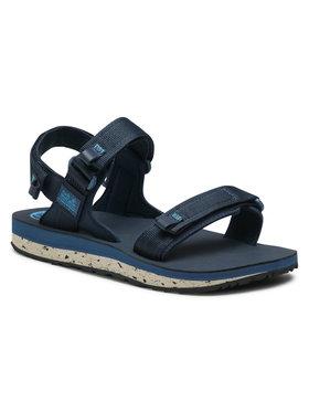 Jack Wolfskin Jack Wolfskin Sandále Outfresh Deluxe Sandal M 4039431 Tmavomodrá