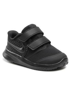 Nike Nike Cipő Star Runner 2 (TDV) AT1803 003 Fekete