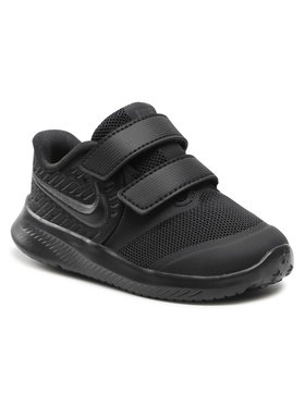 Nike Nike Обувки Star Runner 2 (TDV) AT1803 003 Черен
