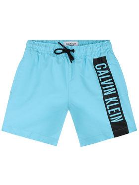 Calvin Klein Swimwear Calvin Klein Swimwear Плувни шорти Medium Drawstring B70B700225 Син Regular Fit