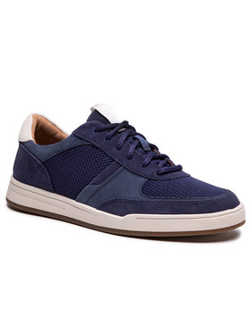 Clarks Clarks Sneakers Bizby Lace 261596567 Bleumarin