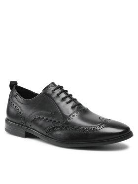 Clarks Clarks Chaussures basses StanfordBrogue 26161169 Noir