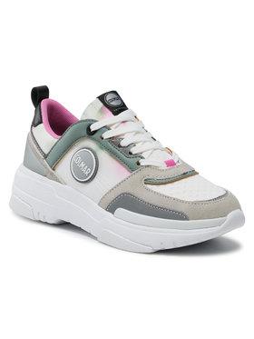 Colmar Colmar Sneakers Ayden Dye 122 Weiß
