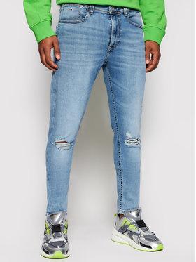 Tommy Jeans Tommy Jeans Džinsai Miles DM0DM10256 Mėlyna Skinny Fit