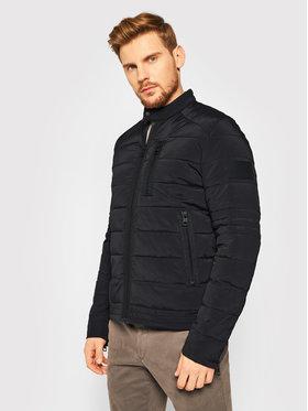 Calvin Klein Jeans Calvin Klein Jeans Geacă din puf Quilted Moto J30J316664 Negru Regular Fit