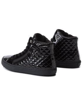 Geox Geox Sneakersy J Kalispera G. D J944GD 000HH C9999 D Černá