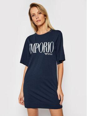 Emporio Armani Emporio Armani Kleid für den Alltag 262676 1P340 74235 Dunkelblau Regular Fit