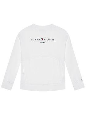 Tommy Hilfiger Tommy Hilfiger Felpa Essential KG0KG05764 M Bianco Regular Fit