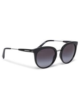Emporio Armani Emporio Armani Okulary przeciwsłoneczne 0EA4145 50018G Czarny